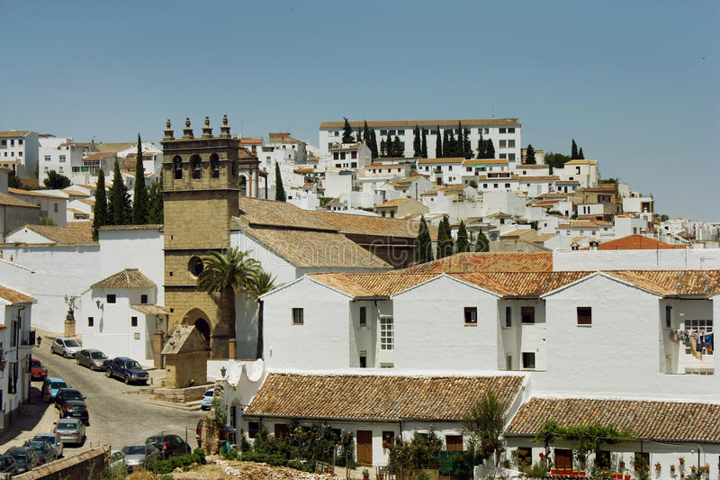 ronda Spain zdjęcia royalty free