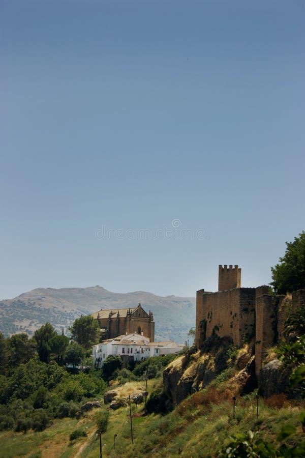 ronda Spain fotografia royalty free