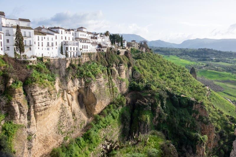 Ronda, Spanje stock fotografie