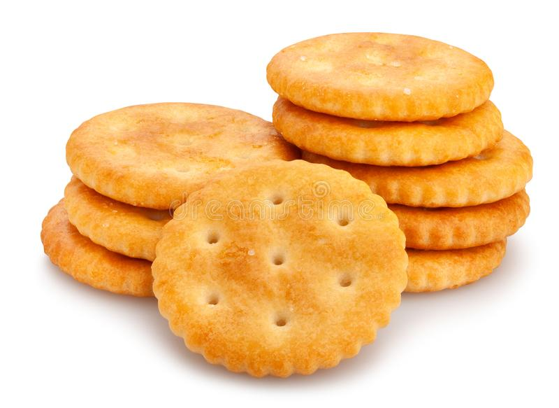 Ronde Cracker stock foto's