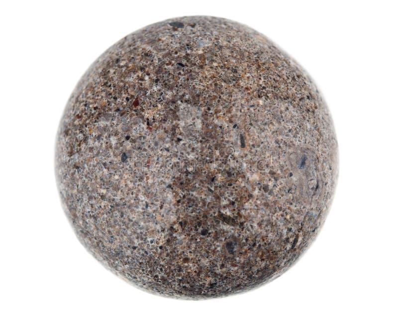 Ronde steen stock afbeeldingen