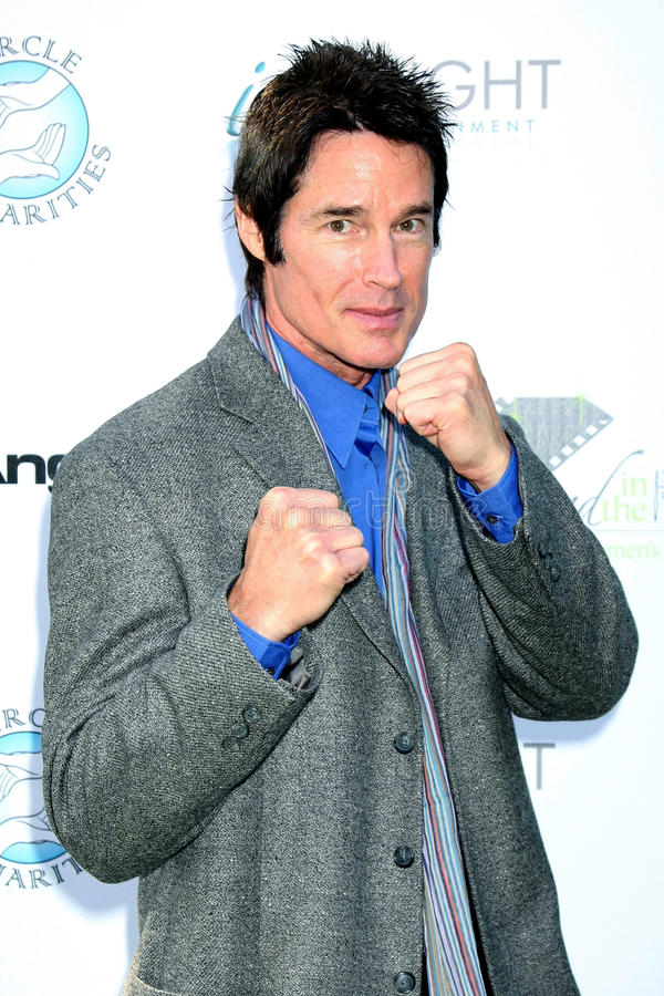 Download Ronn Moss editorial photography. Image of 2011, october - 21787317