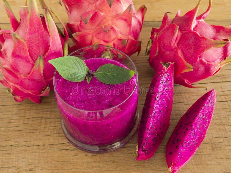 Rood Dragon Fruit stock fotografie