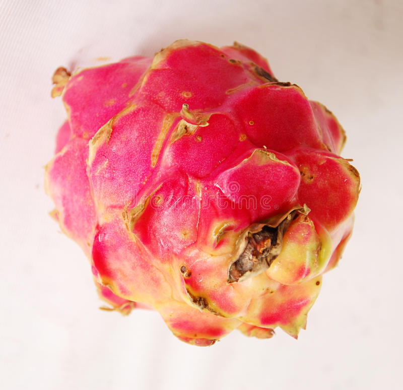 Rood Dragon Fruit stock foto