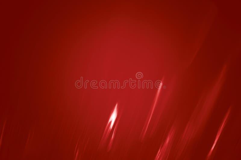 Rood festief achtergrondvuurwerk met lichte verlichting royalty-vrije stock afbeelding