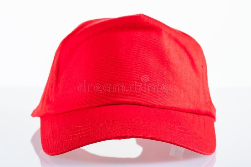 Rood honkbal GLB royalty-vrije stock afbeelding