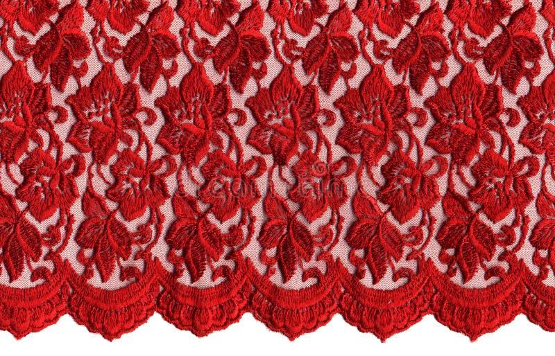 Rood kant stock afbeeldingen