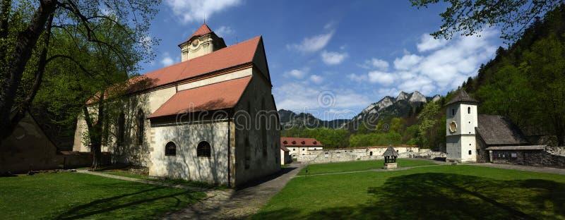 Rood Kloostermuseum, Spis-gebied, Slowakije royalty-vrije stock fotografie