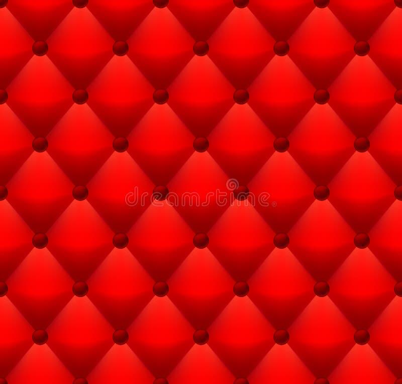 Rood Leer Royalty-vrije Stock Foto's