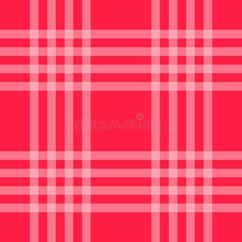 Rood lijnpatroon royalty-vrije stock foto