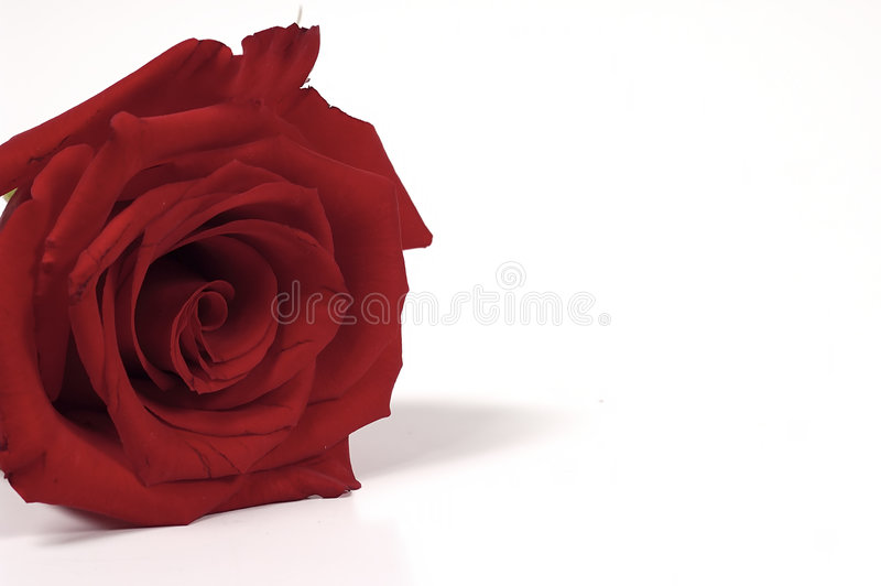 Rood nam toe royalty-vrije stock afbeeldingen