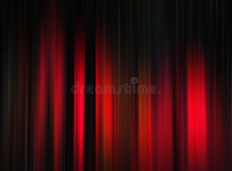 Rood streeppatroon stock illustratie