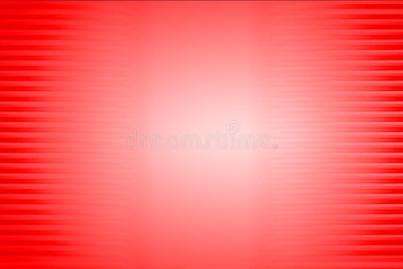 Rood vaag in de schaduw gesteld behang als achtergrond levendige kleuren vectorillustratie vector illustratie