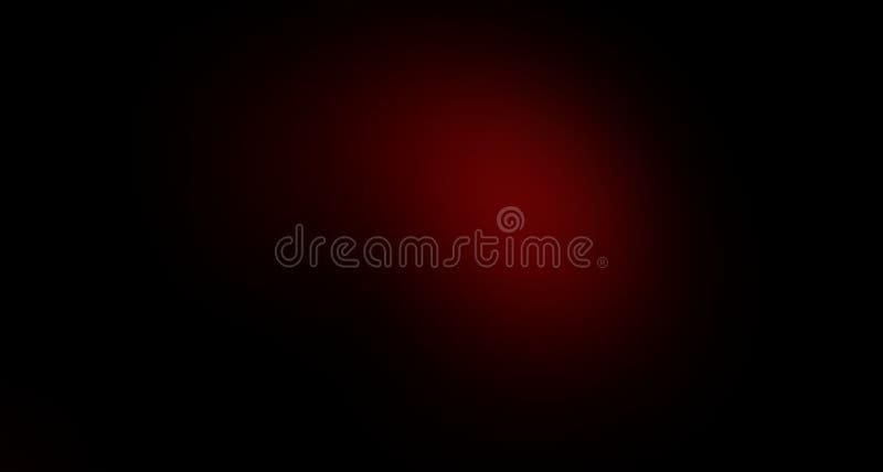Rood vaag in de schaduw gesteld behang als achtergrond levendige kleuren vectorillustratie royalty-vrije illustratie