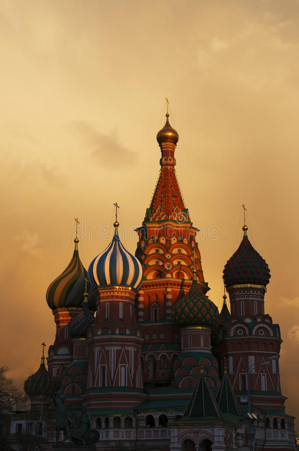 Rood Vierkant, Moskou, Russische federale stad, Russische Federatie, Rusland stock fotografie