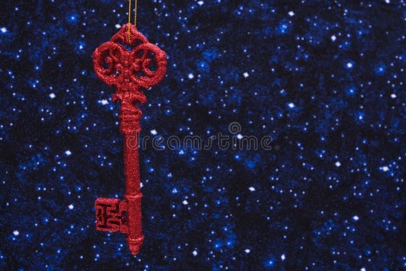 Rood Zeer belangrijk Ornament royalty-vrije stock foto