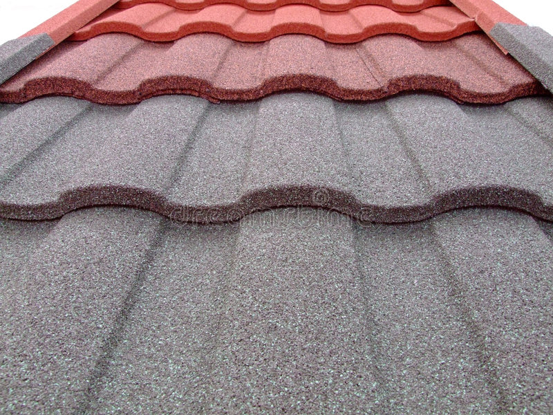 The roof stock images
