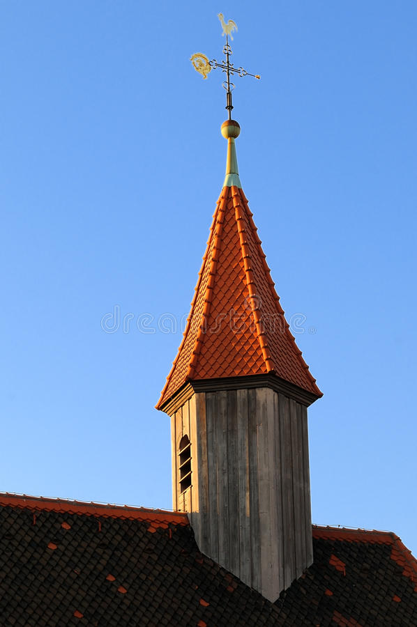Free Roof And Tower Stock Image - 21471711