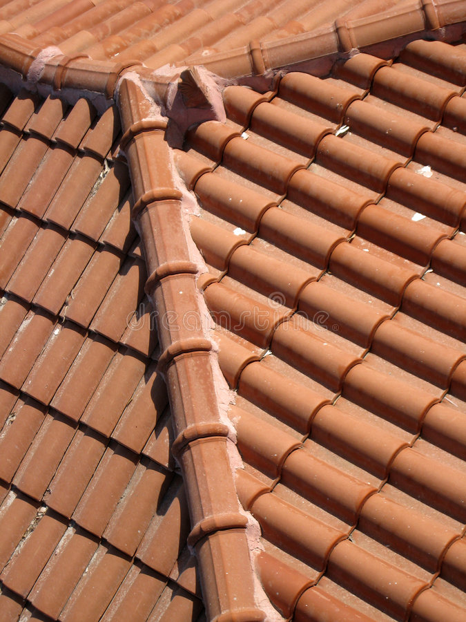 Free Roof Detail Stock Photography - 5808622