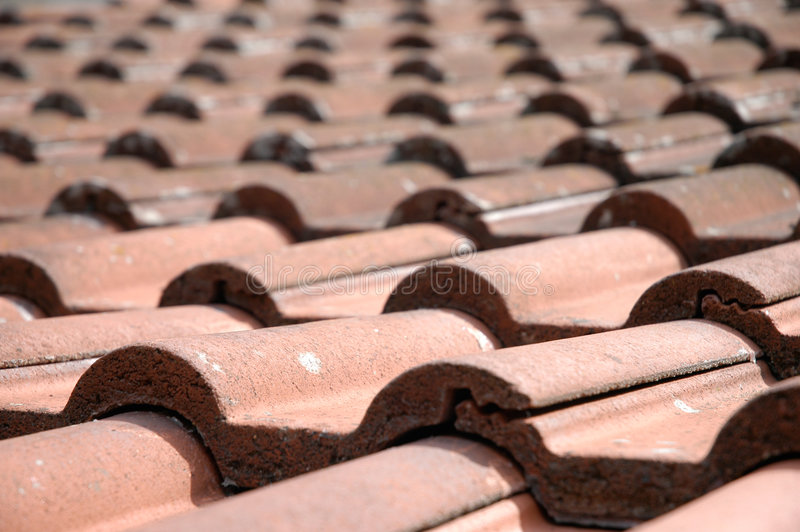 Download Roof II stock image. Image of brick, diagonal, protection - 189169