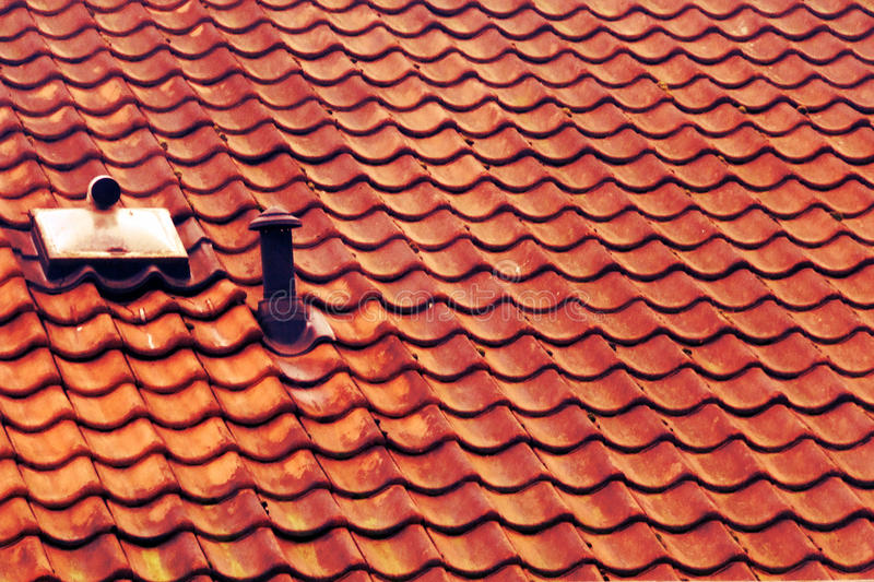 Roof over your head royalty free stock photos