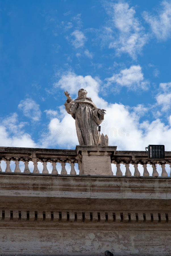 Download Roof Sculpture stock photo. Image of sanctity, cloud - 10413808