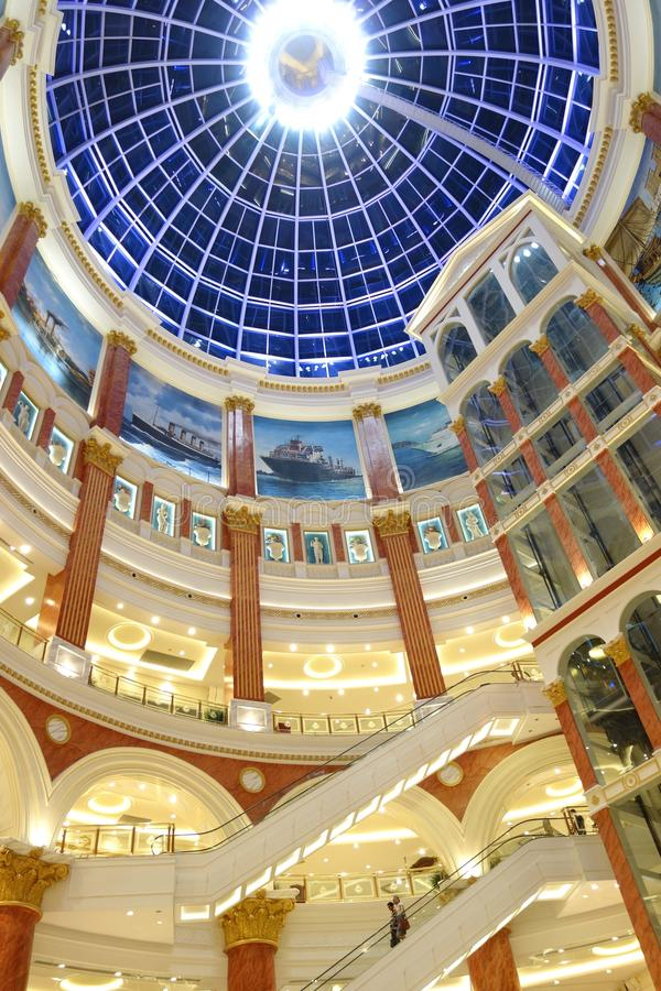Download Roof Of Shanghai Global Harbor Shopping Mall Editorial Photography - Image: 42875452