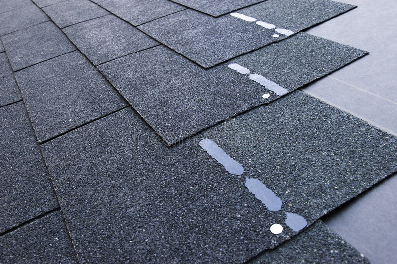 Download Roof shingles stock image. Image of illustrative, adhesive - 5471183