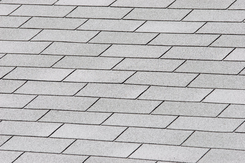 Download Roof shingles stock photo. Image of nailed, roof, seal - 6039574