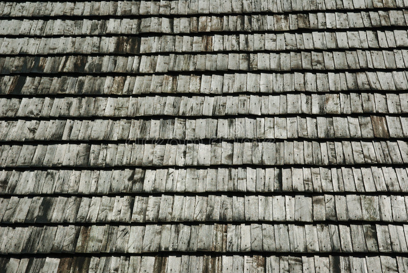 Download Roof shingles stock photo. Image of protective, shakes - 6412570