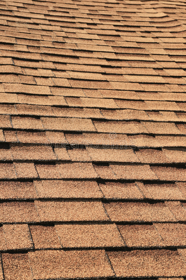 Download Roof shingles stock photo. Image of layer, asphalt, brown - 8952842