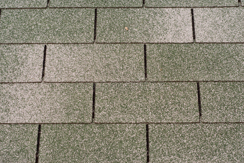 Roof Shingles Background Stock Photos