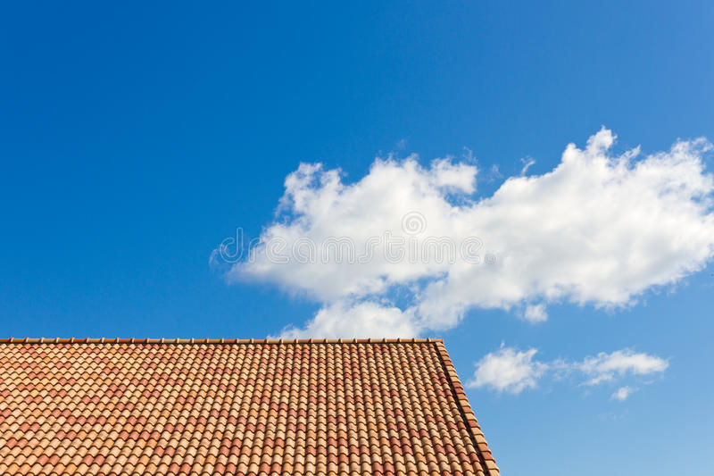 Download Roof And Sky Stock Image - Image: 26988061