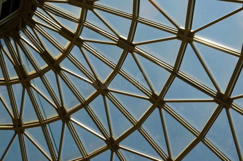 Download Roof Span stock image. Image of futuristic, pane, metal - 5691647