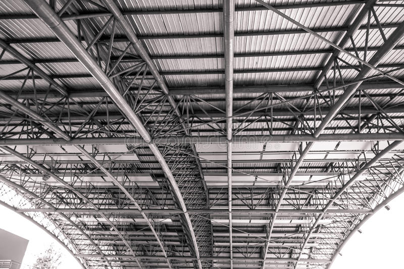 Roof royalty free stock photos