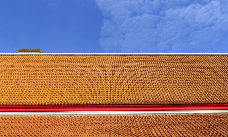 Download Roof of the temple stock photo. Image of construction - 25066716