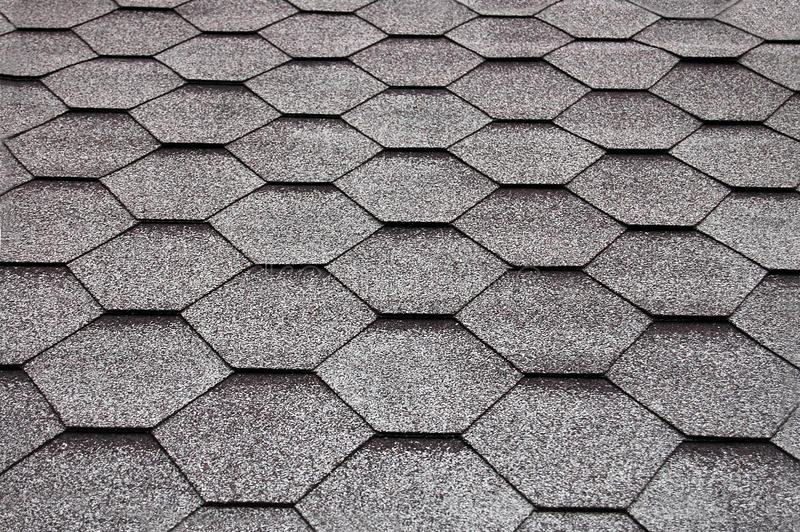 Roof texture. Fiber glass roof texture closeup royalty free stock images