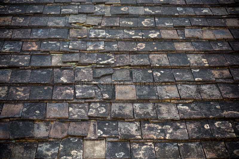 Roof texture royalty free stock photo