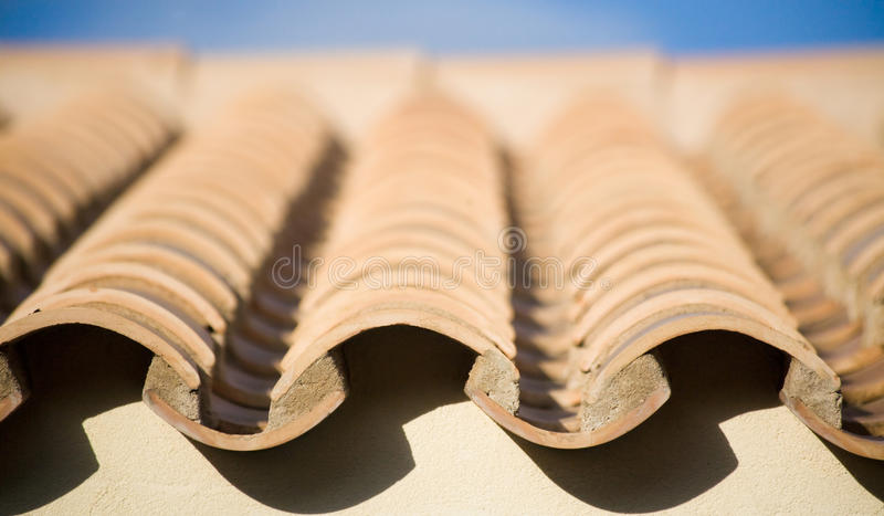 Download Roof Tiles stock image. Image of weathered, medieval - 15777307