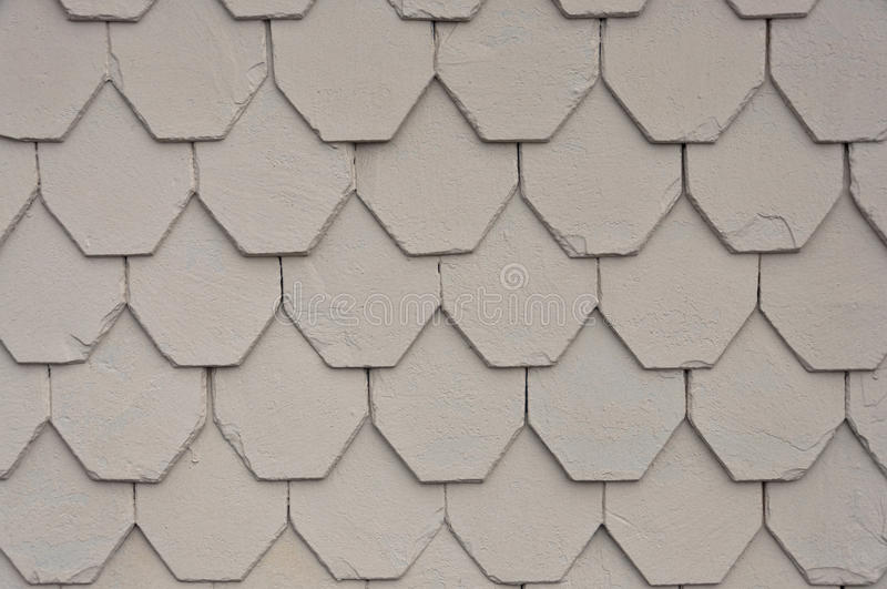 Roof tiles abstract background. royalty free stock images