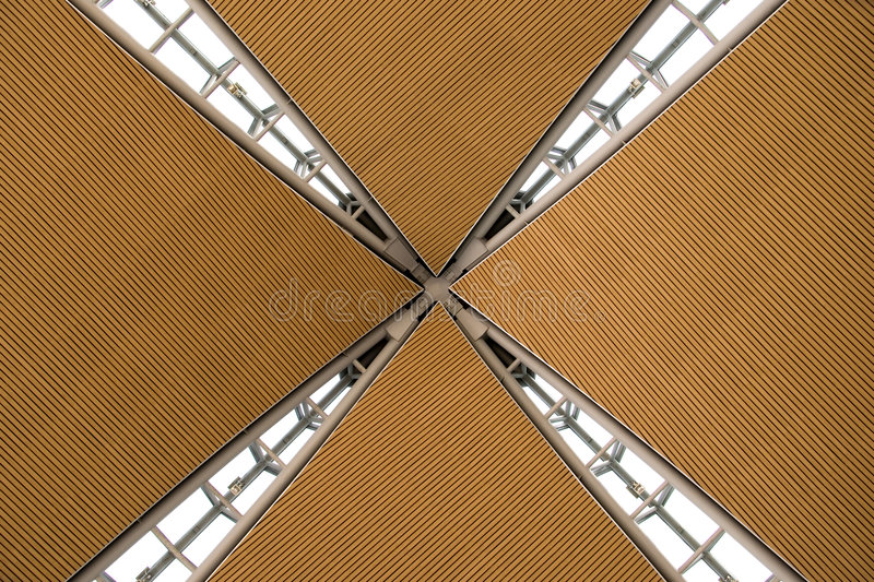 Roof Top / Canopy royalty free stock photo