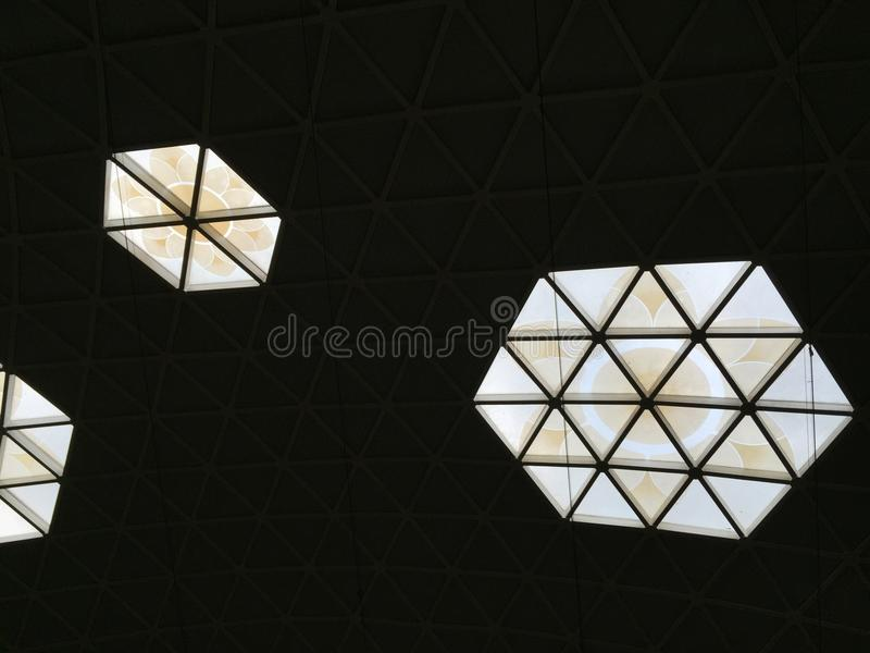 Roof top royalty free stock photo