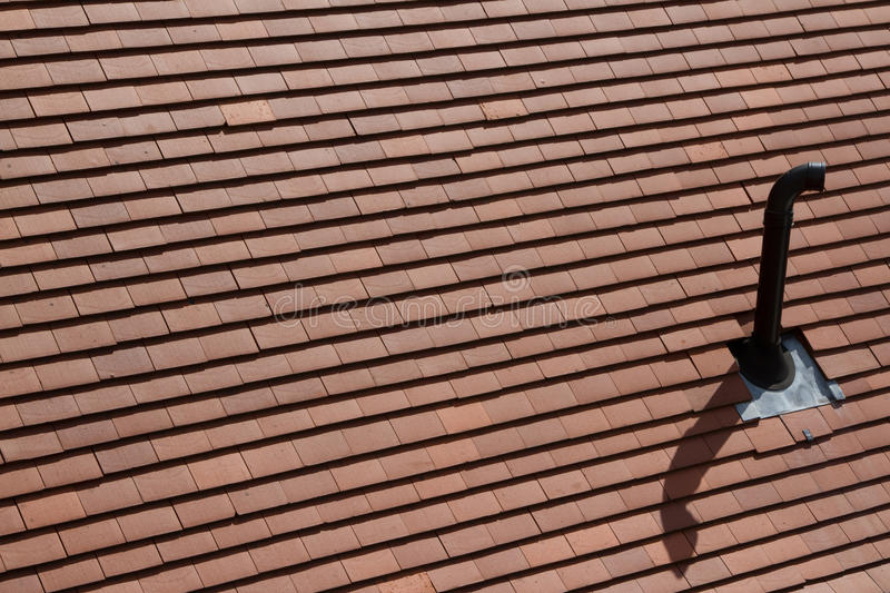 Download Roof vent pipe. stock photo. Image of building, roof - 25143490