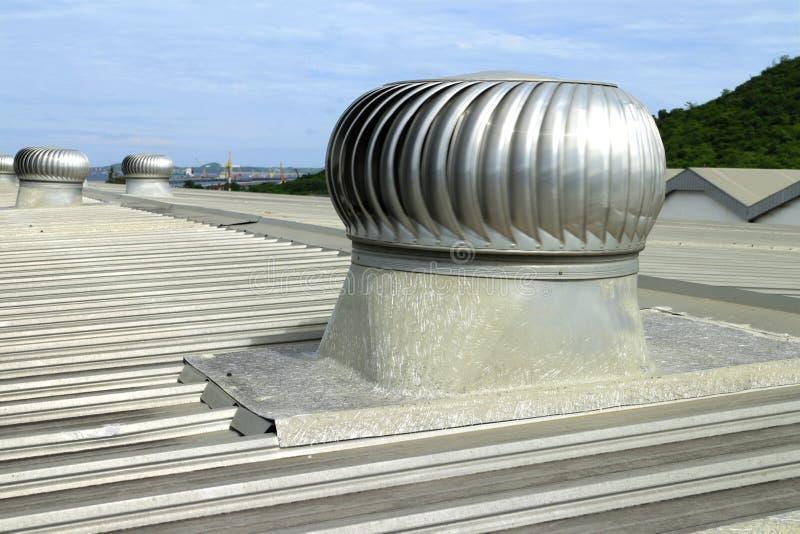 Roof Ventilator royalty free stock photos