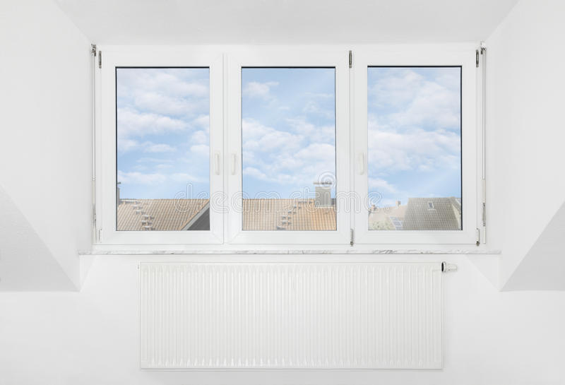 Roof Window Royalty Free Stock Image