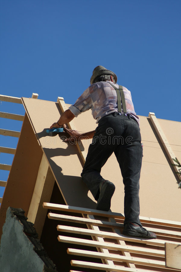 Free Roofer Stock Photos - 2116423