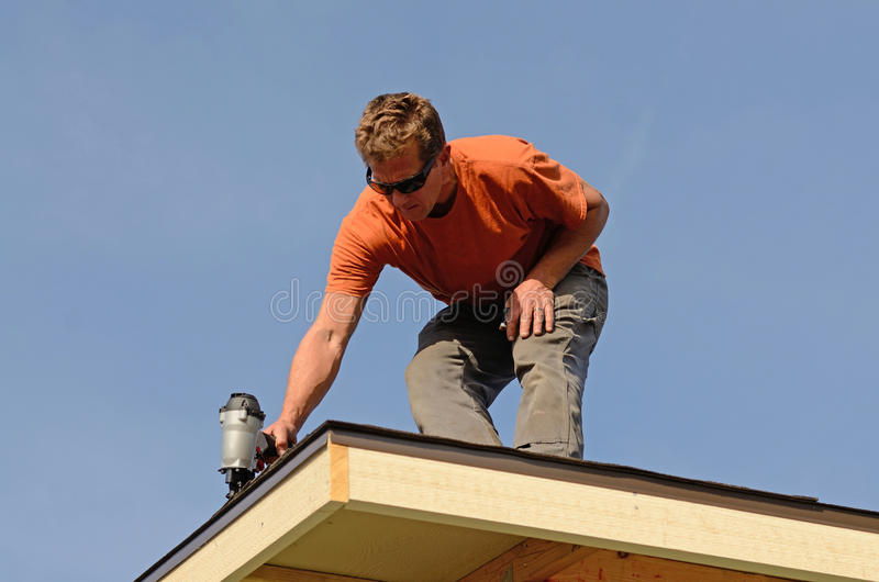 Roofing stock images