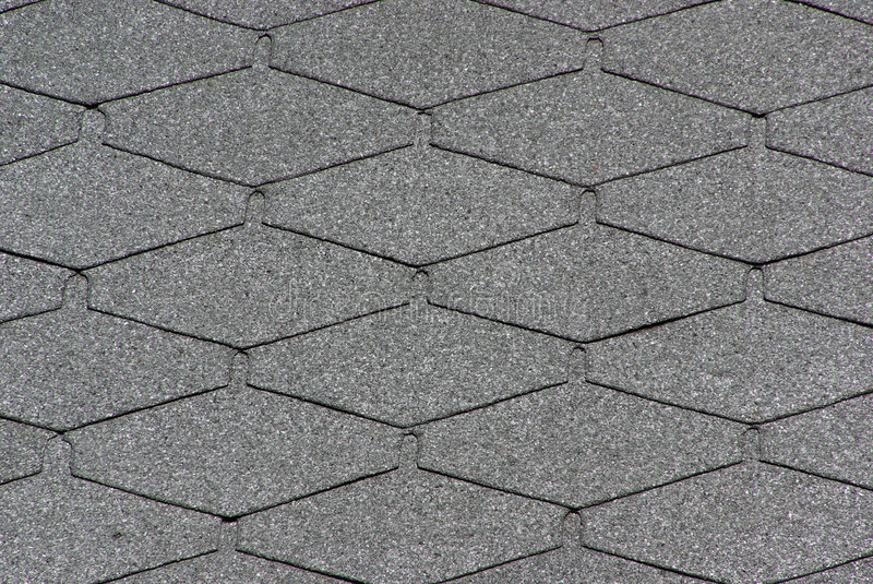 Download Roofing shingle stock image. Image of grey, detail, fabric - 4892769