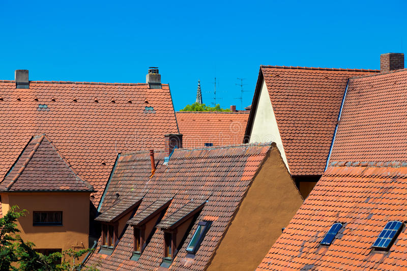 Download Roofs Royalty Free Stock Image - Image: 16021056
