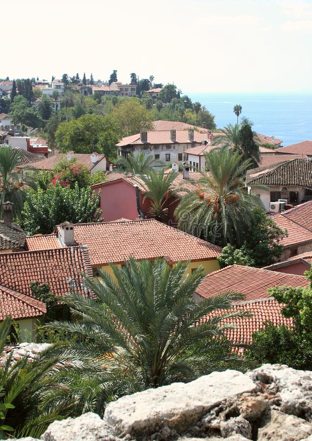 Download Roofs stock image. Image of ancient, town, buildings, anatolia - 6620727